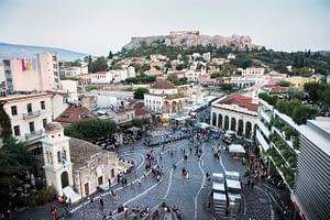 שכונות ביוון