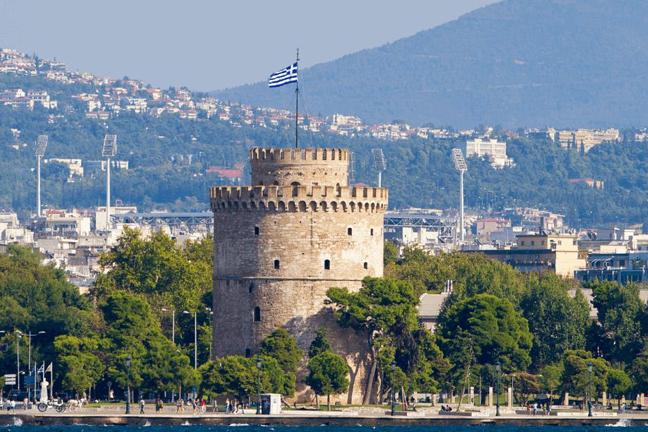 סלוניקי יוון
