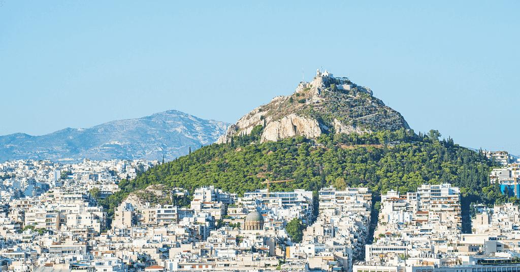 אתונה אטרקציות