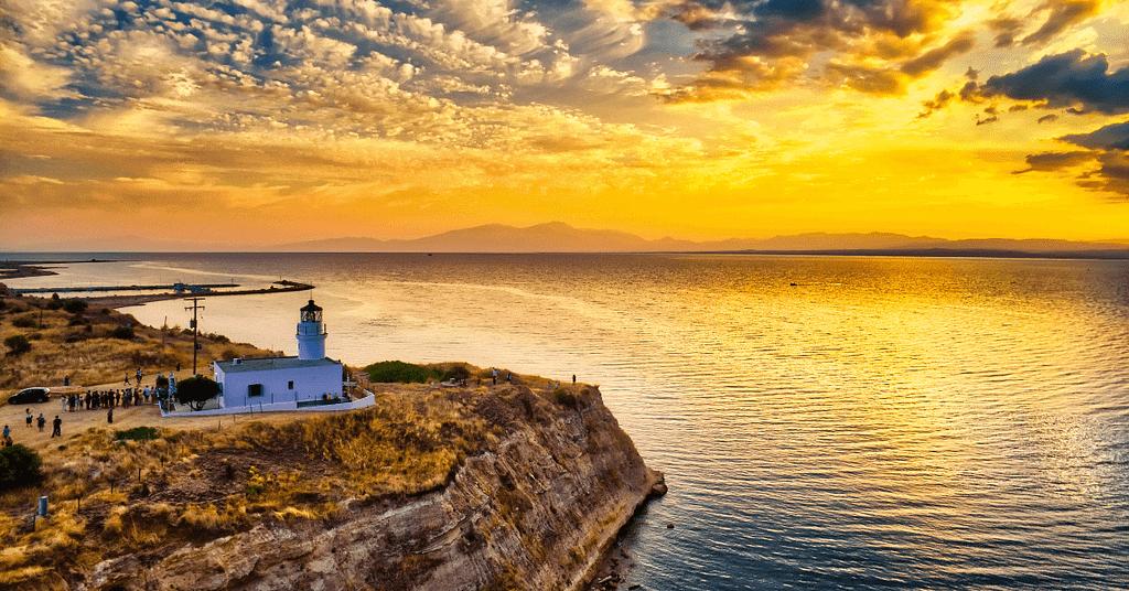 סלוניקי יוון נוף